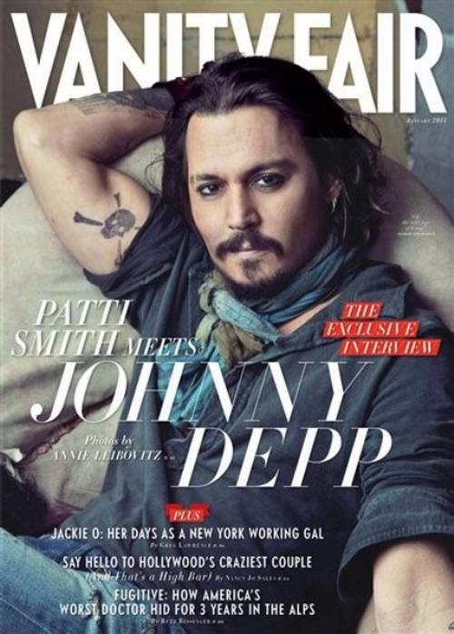 johnny depp 2011 vanity fair. Johnny Depp Vanity Fair