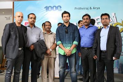 Mumbai Police Malayalam Movie Launch Stills wallpapers