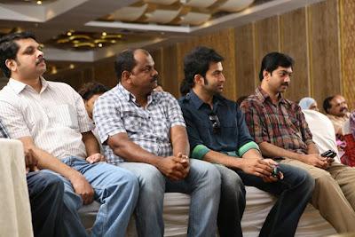 Mumbai Police Malayalam Movie Launch Stills release images