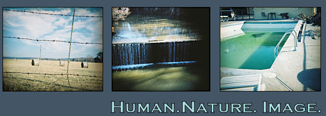The Formal Wilderness: Human, Nature & Image