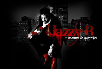 Jazzy B - Welcome to Jazzyb Ville