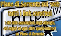 PIANO DI SORRENTO SUL WEB
