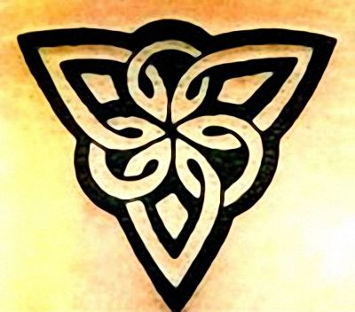 Irish Symbols For Tattoos. celtic symbols tattoo.