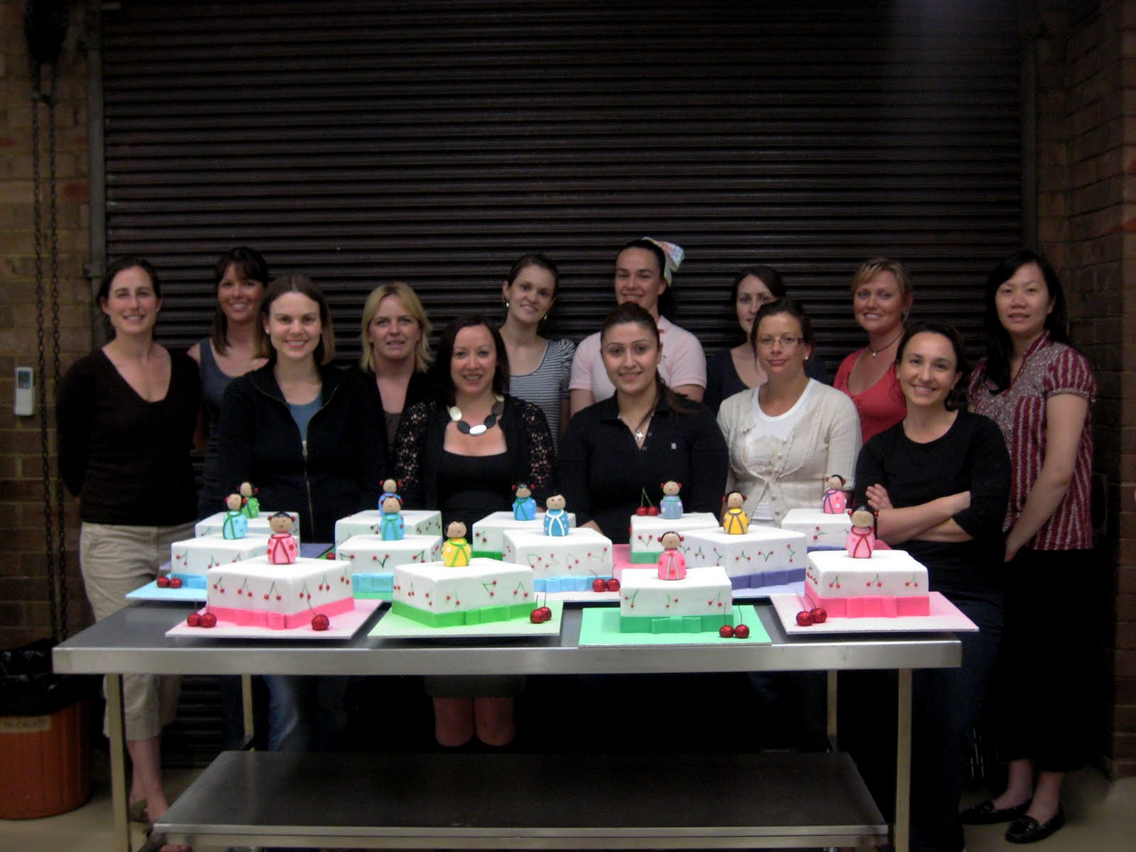 Cake Decorating Classes Central West Nsw : PLANET CAKE UPDATE: New Basics 102 Workshop