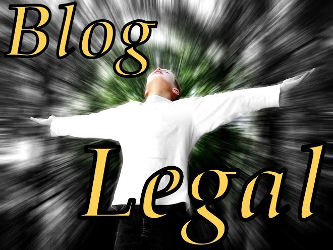 Blog Legal...