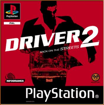 [Play Station One] Driver 2 - The Wheelman Is Back [NTSC] [DF]