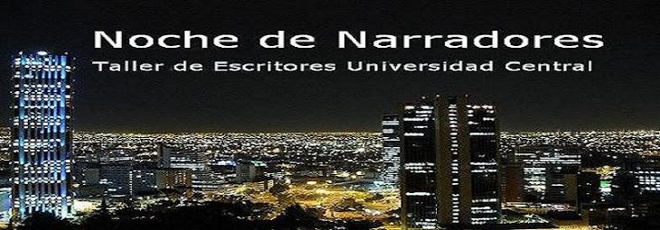 NOCHE DE NARRADORES