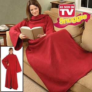 snuggie wtf is this