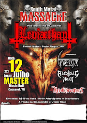12/07/2008   SOUTH METAL MASSACRE  cascavel