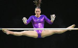 Nice Sports women...Gymnastics