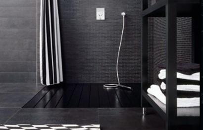 Alternatief voor tegels in badkamer