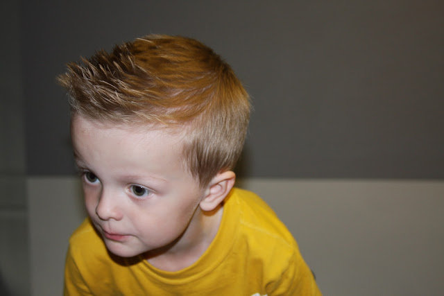 Little Boy Crew Cut Haircuts