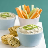 Tuna, Sun-dried Tomato and Basil Dip