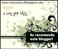 Sêlo oferecido pela poeta Adriana Costa do blog Versos Bárbaros