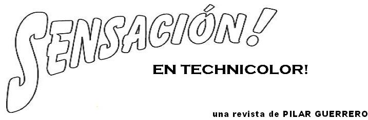revista sensacin!