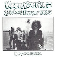 RANDY CALIFORNIA - Kapt. Kopter And The (Fabulous) Twirly Birds - 1972 (,flac)