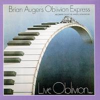 BRIAN AUGER OBLIVION EXPRESS - Live Oblivion Vol.1&2  (@flac)