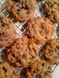 Antioxidant Filled Oatmeal Cookies
