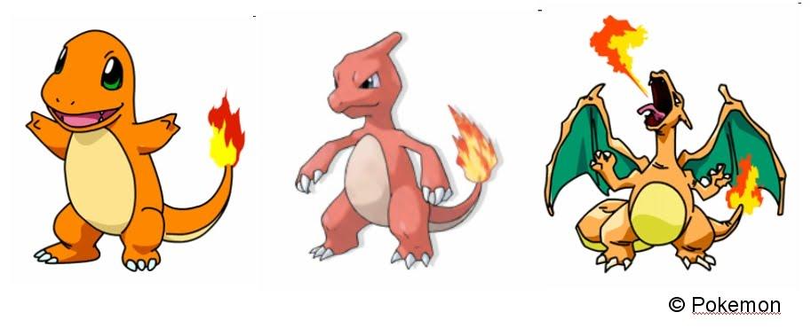 Pokemon dracaufeu gamergen com - Pokemon evolution salameche ...