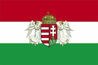 Ficha de Hungria Bandera+H%C3%BAngara+1867