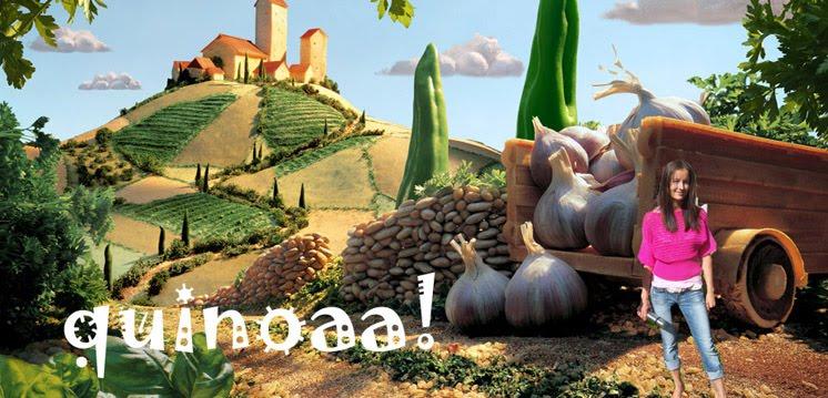 Quinoaa!