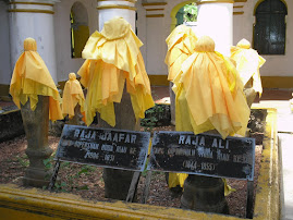 Makam Yang DiPertuan Muda Riau Ke 6, Raja Jaafar Ibni Raja Haji Fisabilillah