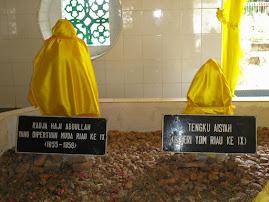 Makam Yang DiPertuan Muda Riau Ke 9, Raja Haji Abdullah Ibni Raja Jaafar (Marhum Murshid)