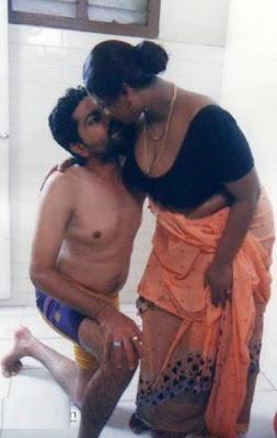 nude image of moti woman