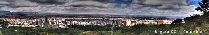 Bogotá y monserrate
