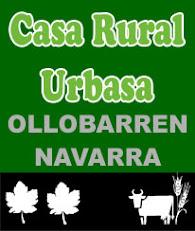 01 Agroturismo Casa Rural Navarra Urbasa Urederra.Ollobarren (Navarra)