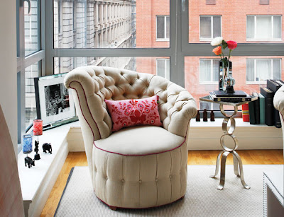 Olivia Palermo Apartment - Home Interior Concepts