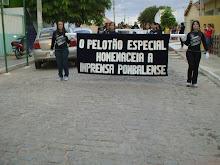PELOTÃO ESPECIAL 7 DE SETEMBRO 2007