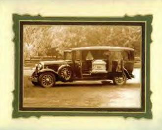 1931 Buick Hearse ~