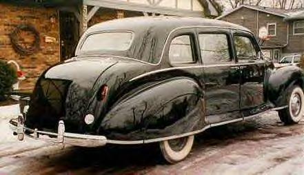 1941 Lincoln Limo ~