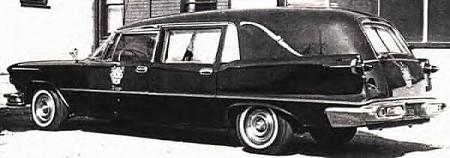 1957 Chrysler Imperial Landau Hearse ~