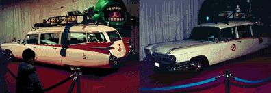 1959 Cadillac Miller-Meteor Ambulance, (Ghostbusters) ~