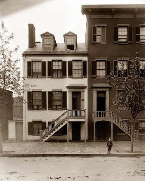 Mary Surratt House ~