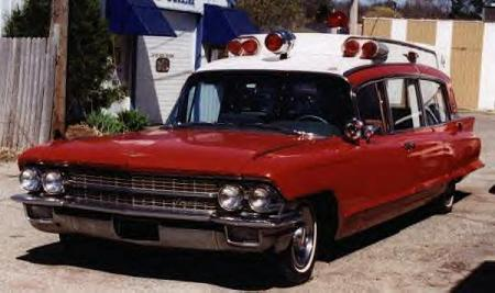 1962 Cadillac Ambulance ~