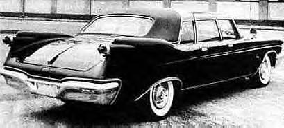 1960 Chrysler Ghia Limousine ~