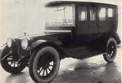 1914 Winton Full Body Limo ~