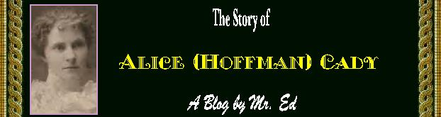 The Story of Alice (Hoffman) Cady