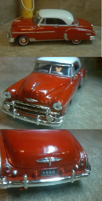 1950 Chevrolet BelAir Coupe ~