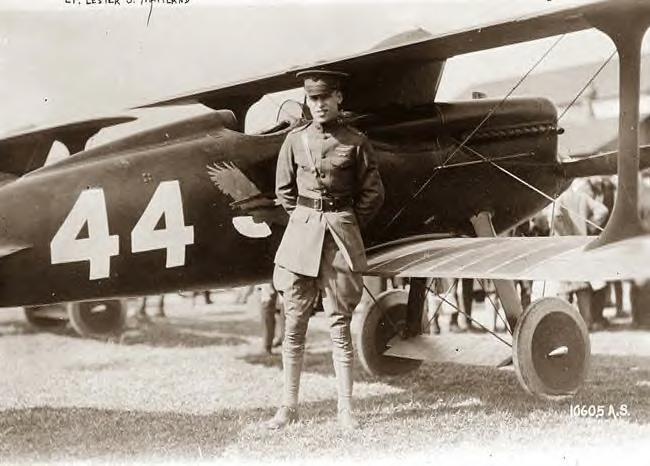 Lt. Lester J. Maitland