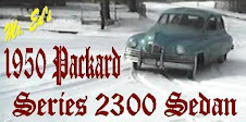Click picture for my 1950 Packard blog