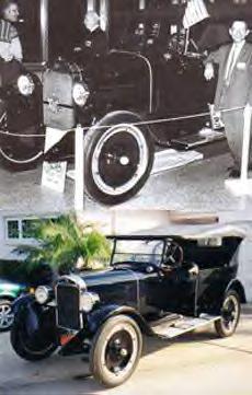 1922 Maxwell-Jack Benny