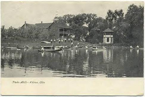 Historic Akron Ohio Pictures