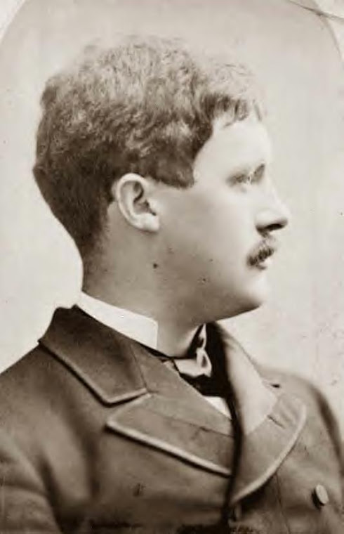 1898: Buck Grant, son of U.S. Grant
