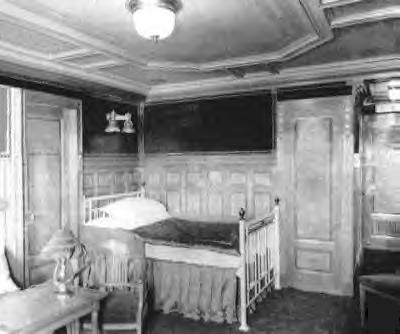 1st Class '1 Person' Cabin