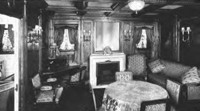 Parlour Suite, B Deck