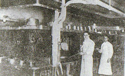 Galley In Use